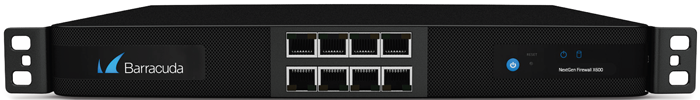 Barracuda NextGen Firewall X600